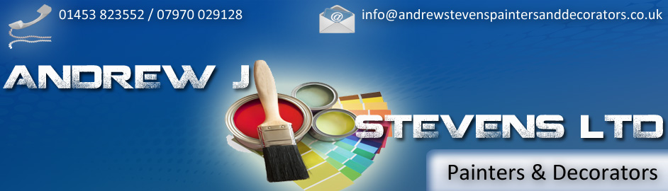 Andrew J Stevens Ltd - Painters & Decorators